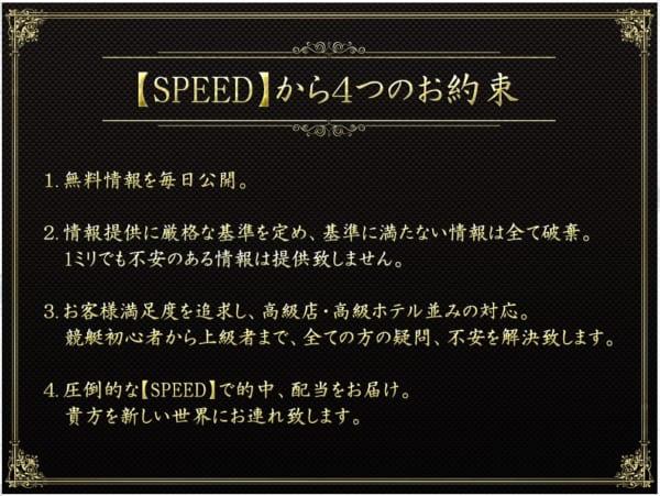 スピード運営会社
