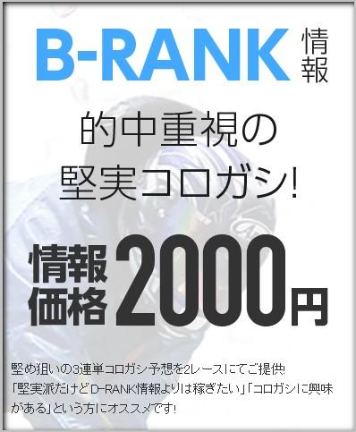 Bランク情報