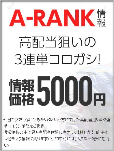 Aランク情報